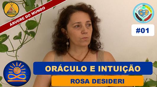 Oráculo e Intuição - Rosa Desideri