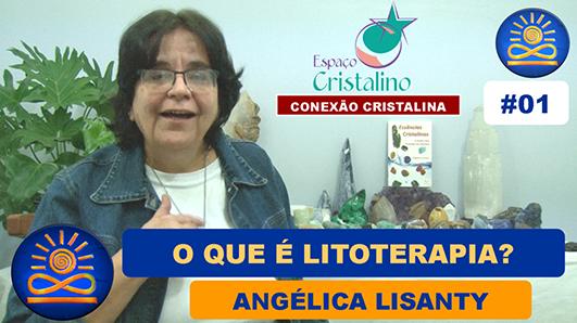 O que é Litoterapia? - Angélica Lisanty