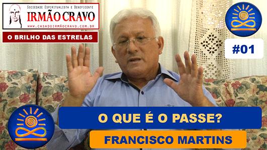 O que é o Passe? - Francisco Martins