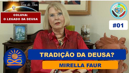 Como criar um círculo de proteção? – Mirella Faur