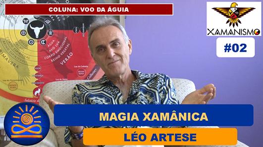 Magia Xamânica - Léo Artese