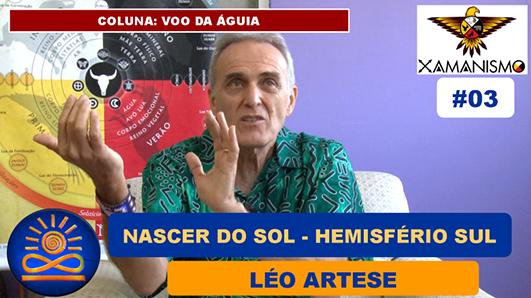 Nascer do Sol – Hemisfério Sul - Léo Artese