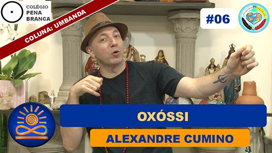 Oxóssi - Alexandre Cumino
