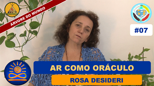 Ar como Oráculo - Rosa Desideri