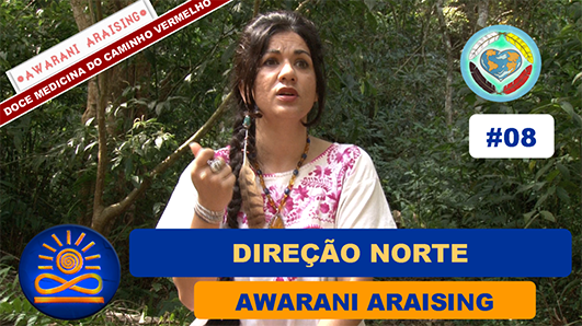 Direção Norte - Awarani Araising