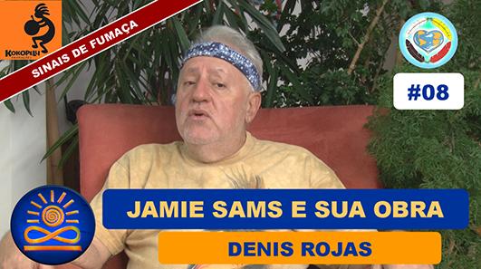Jamie Sams e sua Obra - Denis Rojas