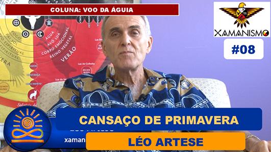 Cansaço de Primavera? - Léo Artese