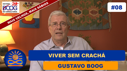 Viver sem Crachá - Gustavo G. Boog