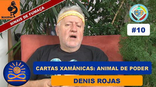 Cartas Xamânicas – Animal de Poder - Denis Rojas