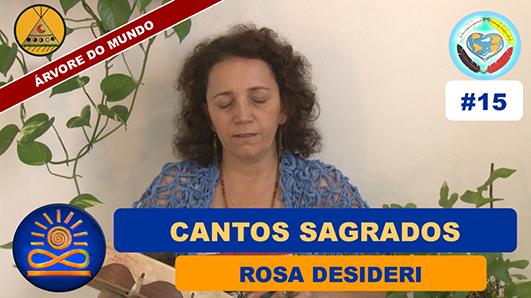 Cantos Sagrados - Rosa Desideri