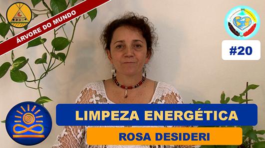 Limpeza Energética - Rosa Desideri