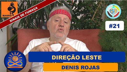 Direção Leste - Denis Rojas