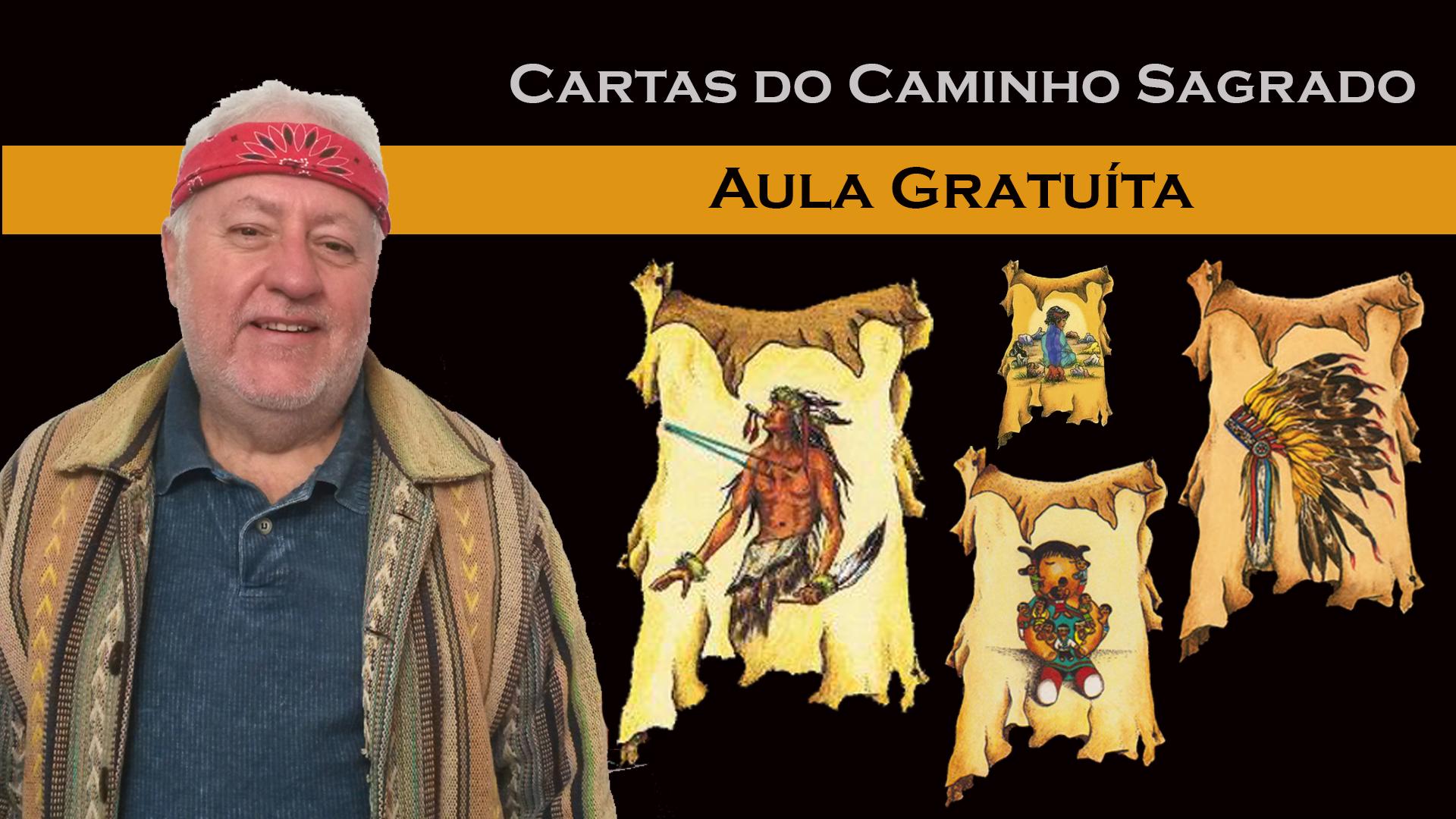 Aula Gratuita Cartas do Caminho Sagrado com Denis Rojas