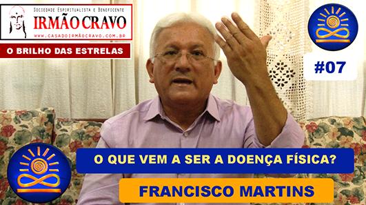 Bocejo no trabalho Espiritual? - Francisco Martins