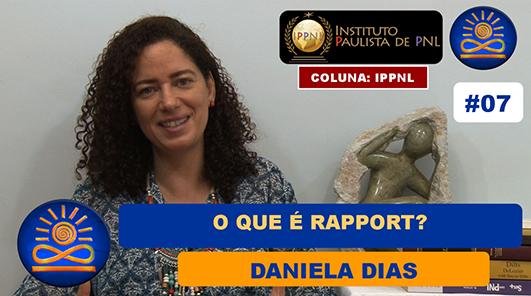 07. O que Rapport Consciencia Prospera Daniela Dias