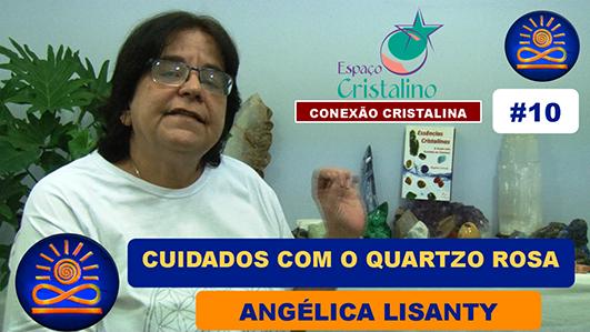Pedras Rosas – Angélica Lisanty