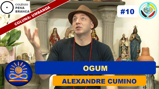 Ogum - Alexandre Cumino