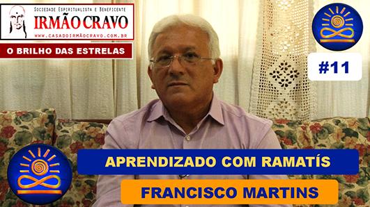 Aprendizado com Ramatís - Francisco Martins