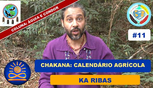 Chakana: Calendário Agrícola – Ka Ribas