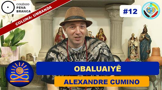 Obaluaiyê - Alexandre Cumino