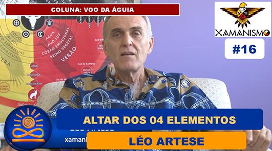 Altar dos 4 Elementos? – Léo Artese