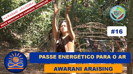 Passe Energético para o Ar – Awarani Araising