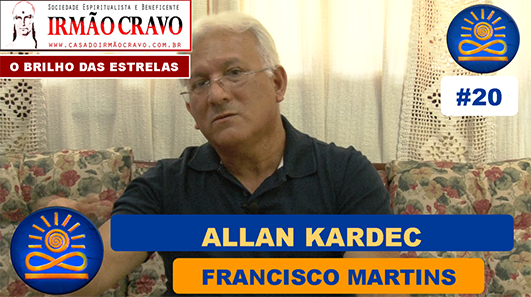 Allan Kardec - Francisco Martins