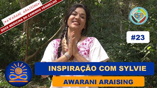 Inspiração de Sylvie Shining – Awarani Araising