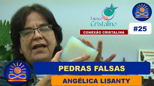 Pedras Falsas – Angélica Lisanty