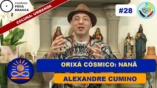 Orixá Cósmico: Nanã- Alexandre Cumino