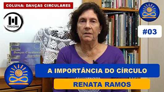 A importância do Círculo: Centramento e Círculos Concêntricos – Renata Ramos
