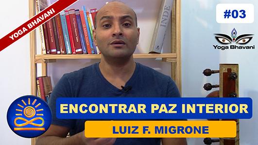 Como encontrar a paz interior? – Fernando F. Mingrone - Enki