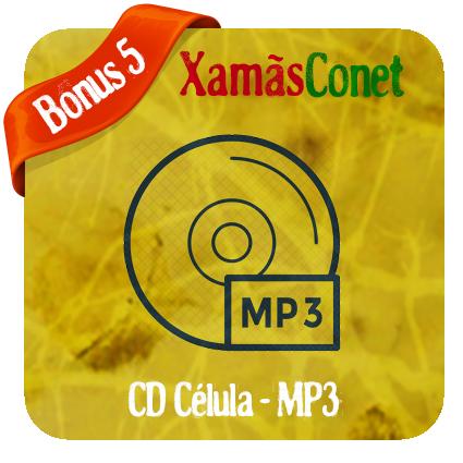 CD Célula - Shamanos - MP3