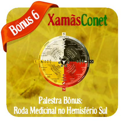 Roda Medicinal no Hemisfério Sul - Léo Artese