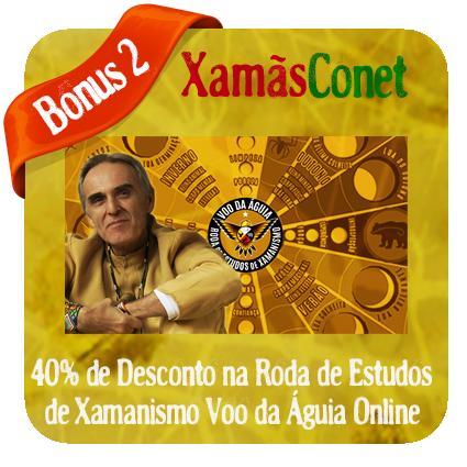 Roda de Estudos de Xamanismo Voo da Águia - Léo Artese